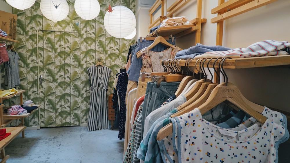 La jolie boutique Popleen à Lyon 1er