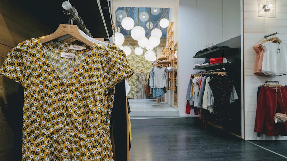 De jolis vêtements chez Popleen à Lyon