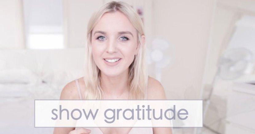 muchelleb show gratitude