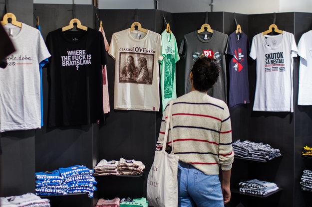 marque de vêtements modernes slovaques