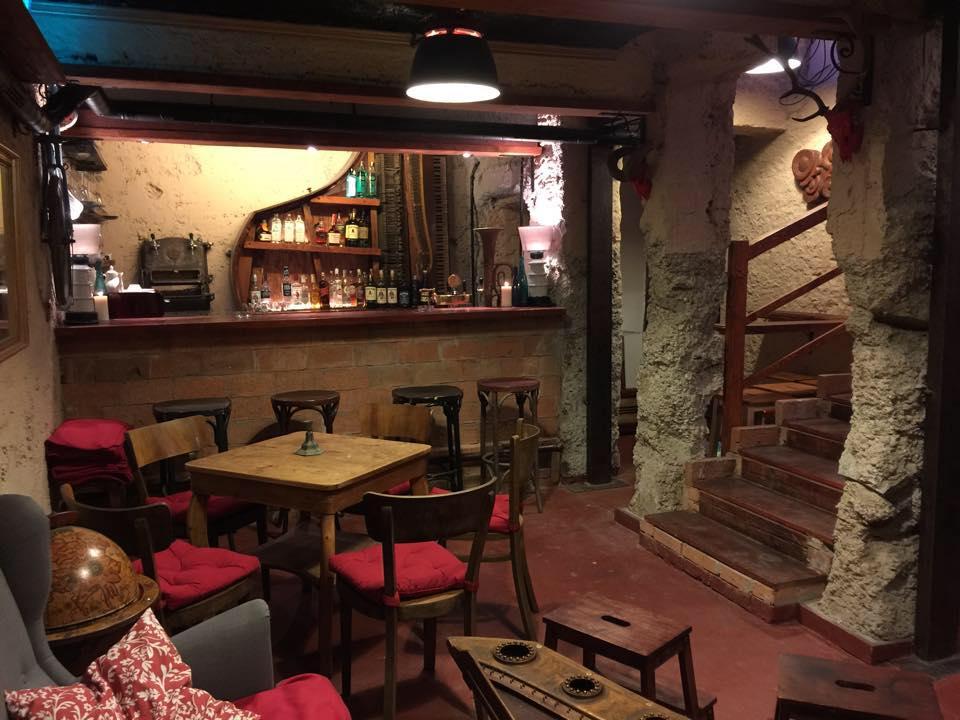 bar insolite à bratislava