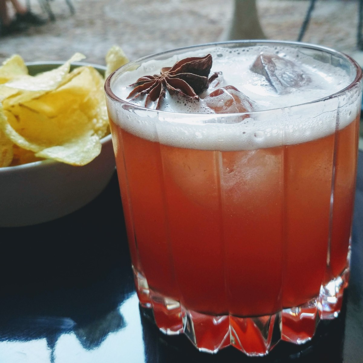 cocktail rouge camargue