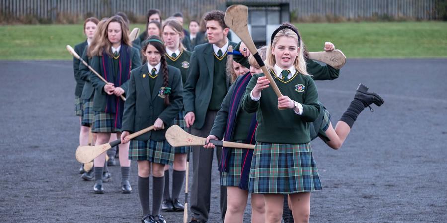favoris 212 Derry Girls