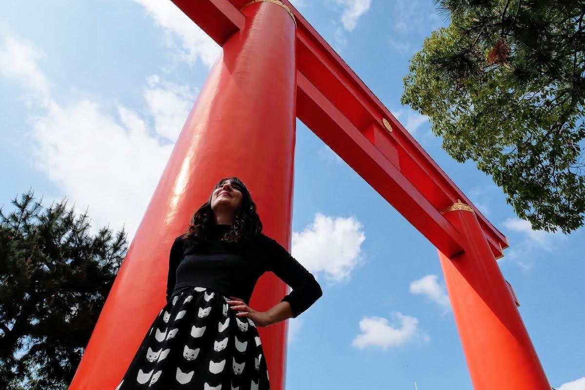 meilleurs souvenirs de mon voyage au japon