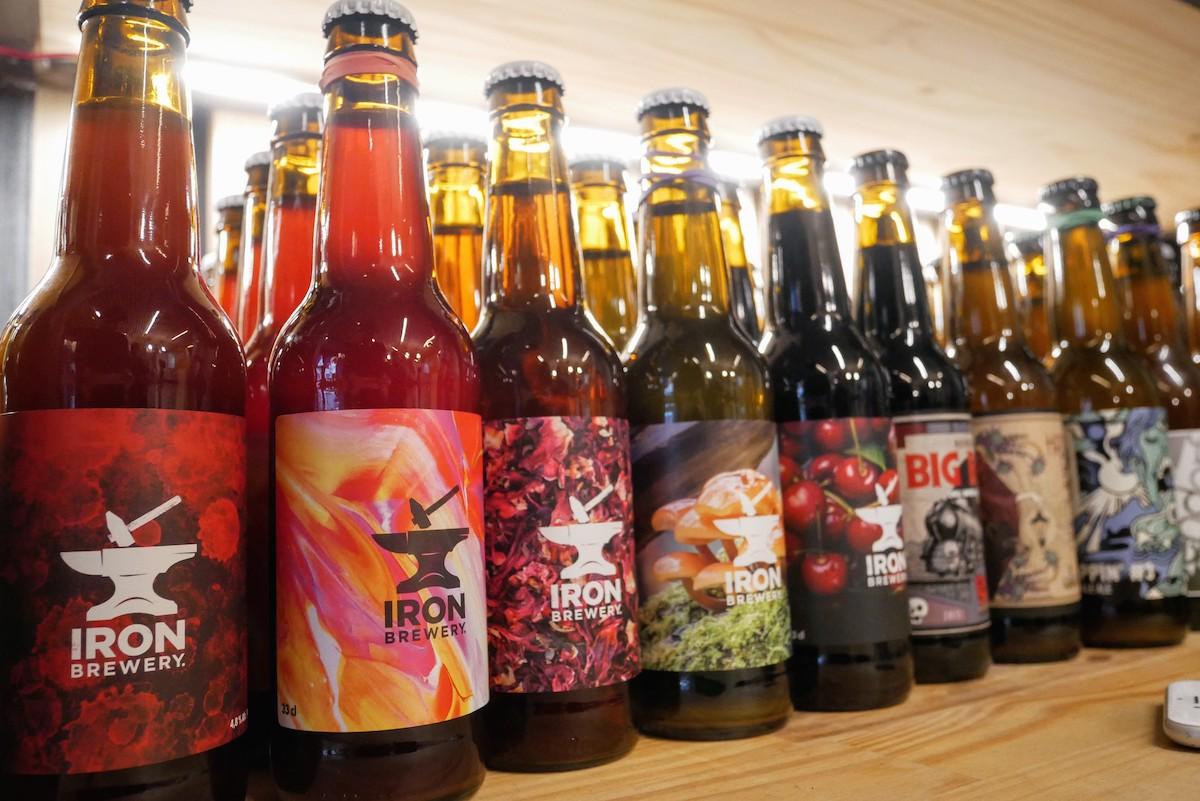 bieres iron brewery lyon