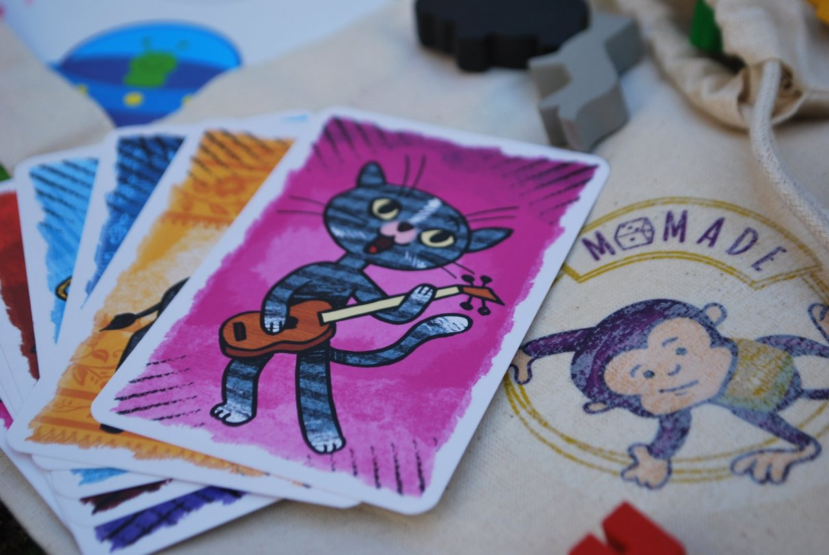 jeu de cartes malette nomade