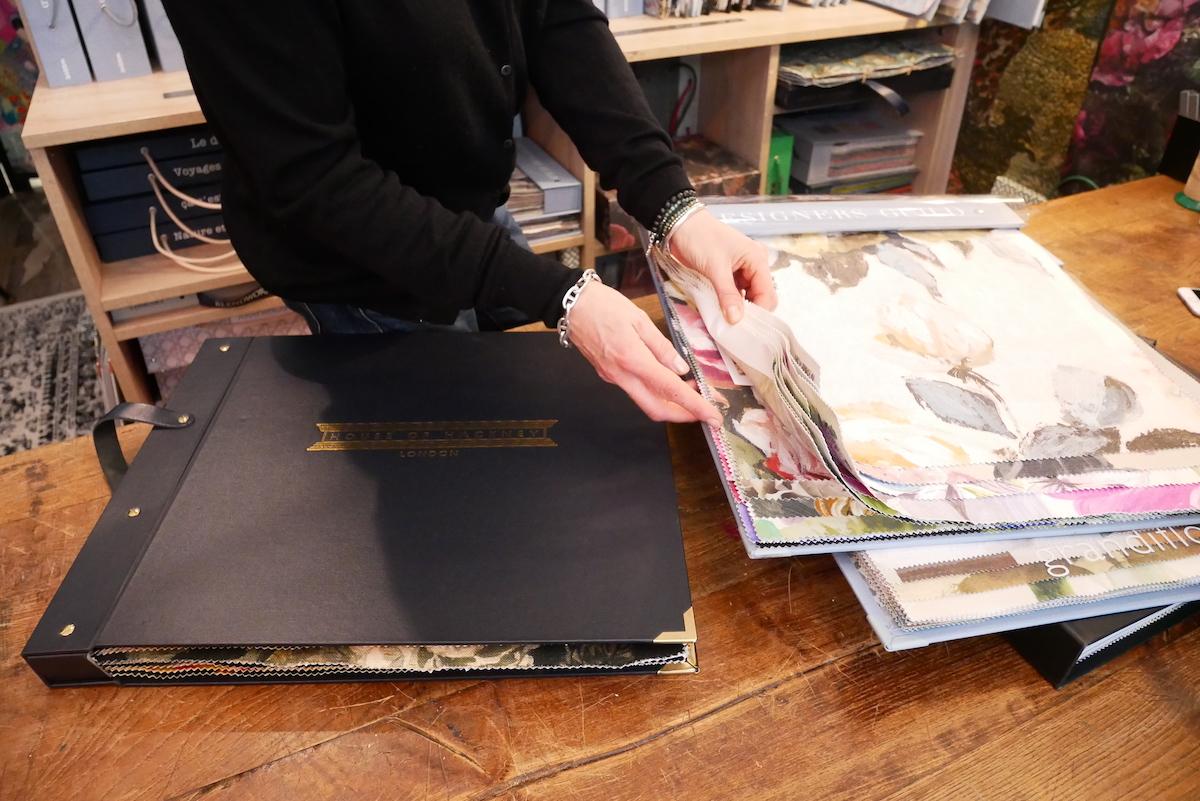 albums tapissier