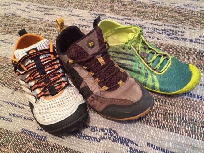 Barefoot Merrell Chaussures minimalistes