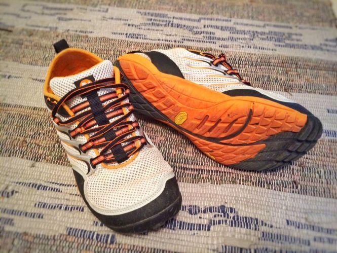 Barefoot Merrell Trail Glove