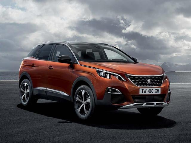 Avec La 3008 Peugeot Fait Un Carton Auprès Des Entreprises