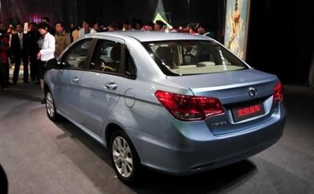 Beijing Auto BC301Z Sedan