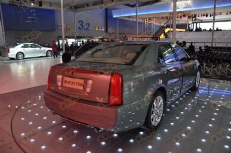 Cadillac SLS 2.0T SIDI