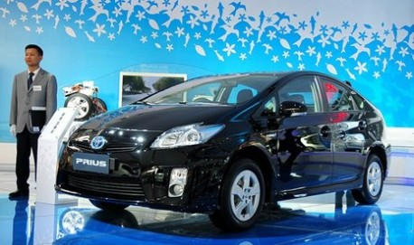 Toyota Prius to be imported in China