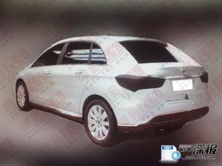 Daimler-BYD electric car