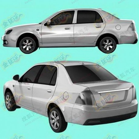 Geely GLEagle GC3
