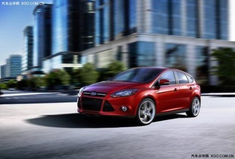 2012 Ford Focus China