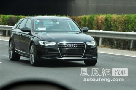 Audi A6L China