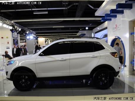 Chang'an SUV concept Frankfurt