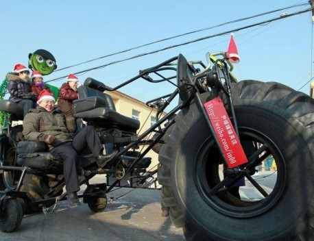 Monster Bicycle from China