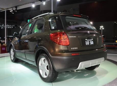 Suzuki SX4 China