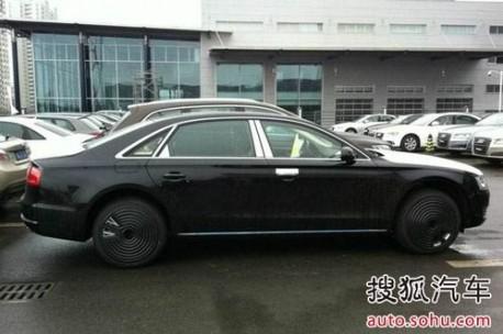 Audi A8L 50 TFSI