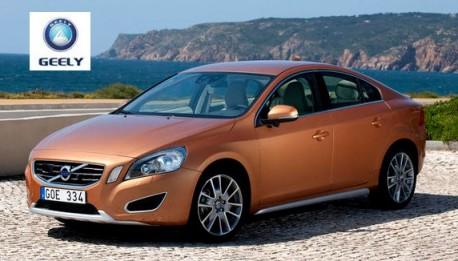 Volvo Geely joint venture