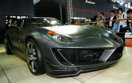 Mercedes-Benz SLS Mansory Cormeum