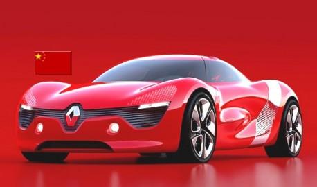 Renault China EV