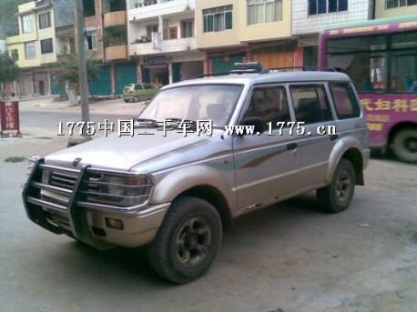 Beijing Auto Works BJ2032 Tornado