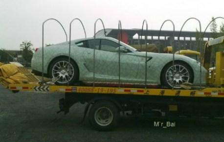The $1.77 million Ferrari 599 China Special