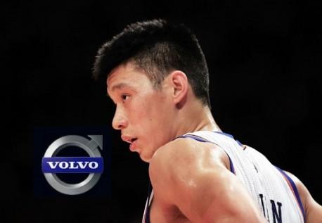 Jeremy Lin Volvo China