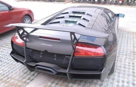 Lamborghini Murcielago SVLamborghini Murcielago SV