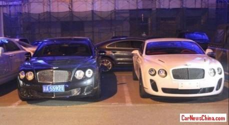 Beijing Super Car Club (SCC) in China