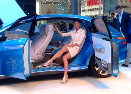 BYD-Daimler Denza NEV