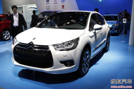 Citroen DS4 China