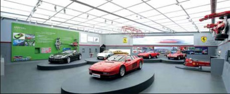 Ferrari show Shanghai