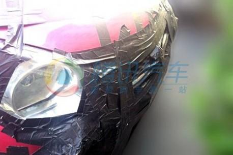 Suzuki Alto facelift China