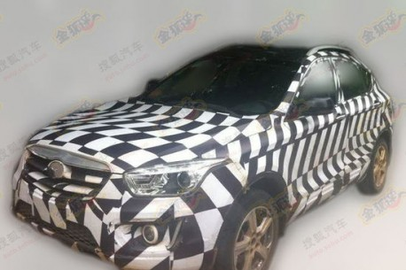 FAW-Besturn X80 SUV