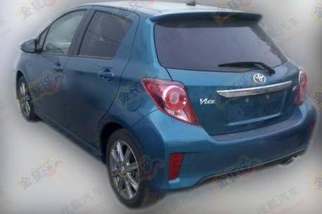 Toyota Vitz China
