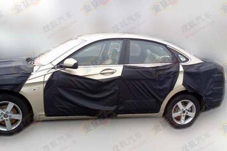 Beijing Auto C50E