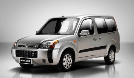 Beijing Auto SC20 SUV