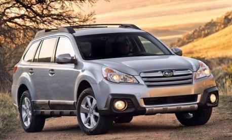 Subaru China