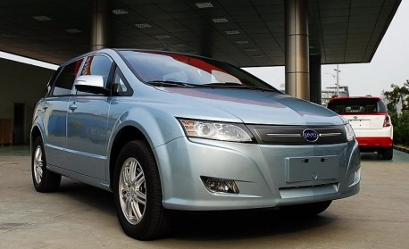 BYD will sell electric cars with zero down payment