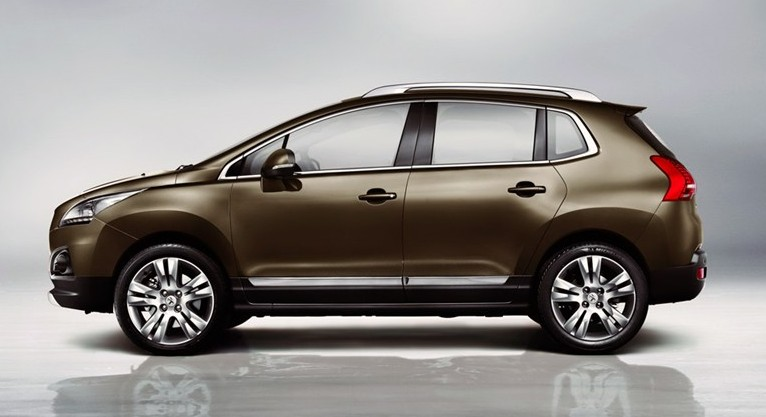 official pics: china-made peugeot 3008 will debut on guangzhou