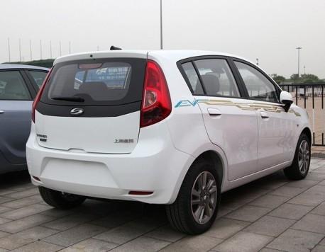 Shanghai-GM Springo EV