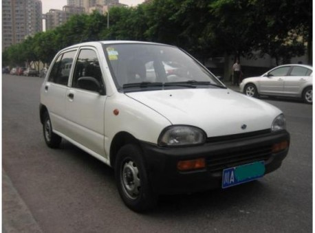China Car History: the Yunque GHK7070