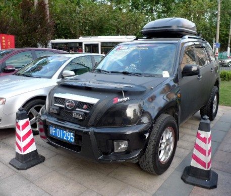 Chery Tiggo is Badass in China
