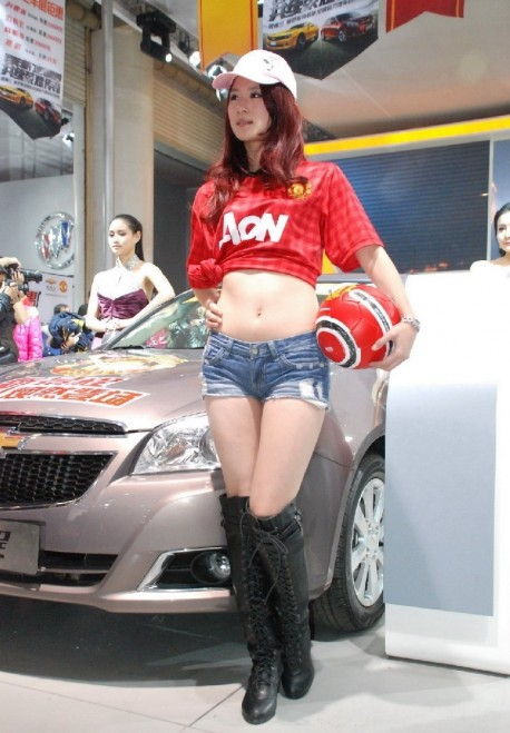 Chevrolet & Manchester United unite in China, but not all is good yet