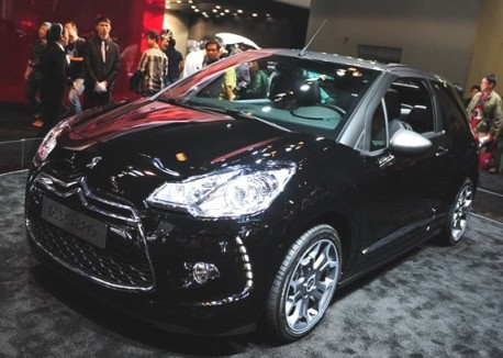 Citroen DS3 Cabrio to come to China