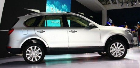 Great Wall Haval H8 SUV will hit the China auto market late next year